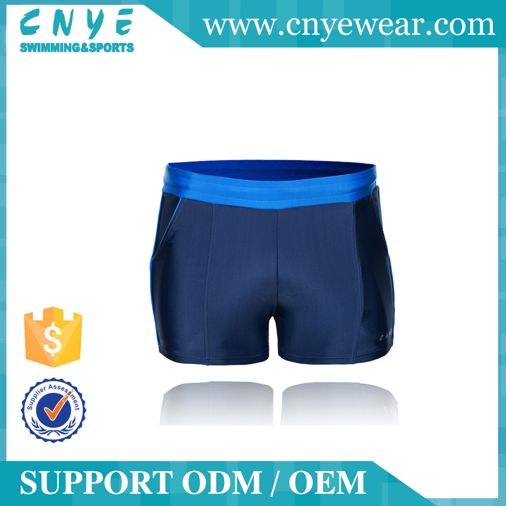 Mens beach pants high quality mens swim boy swim trunks