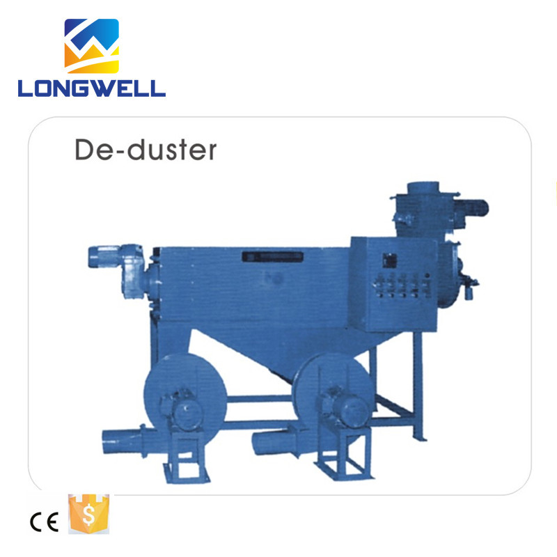 Longwell Hot EPS Recycling System for EPS Block Scrap