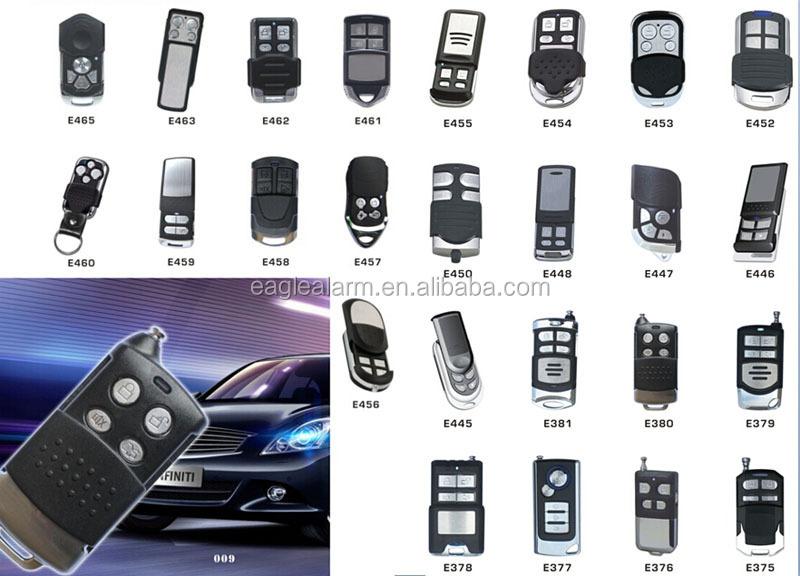 High Quality Car Alarm System Smart Car Alarm System Manual Car ...