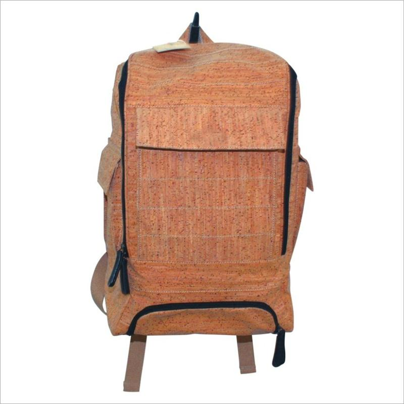 Boshiho trend 2017 cork gift bag cork backpack