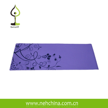 new design natural eco custom zenergy yoga mat