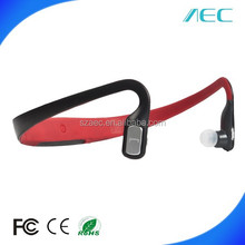 Stereo bluetooth headset with TF card MP3 function for sports