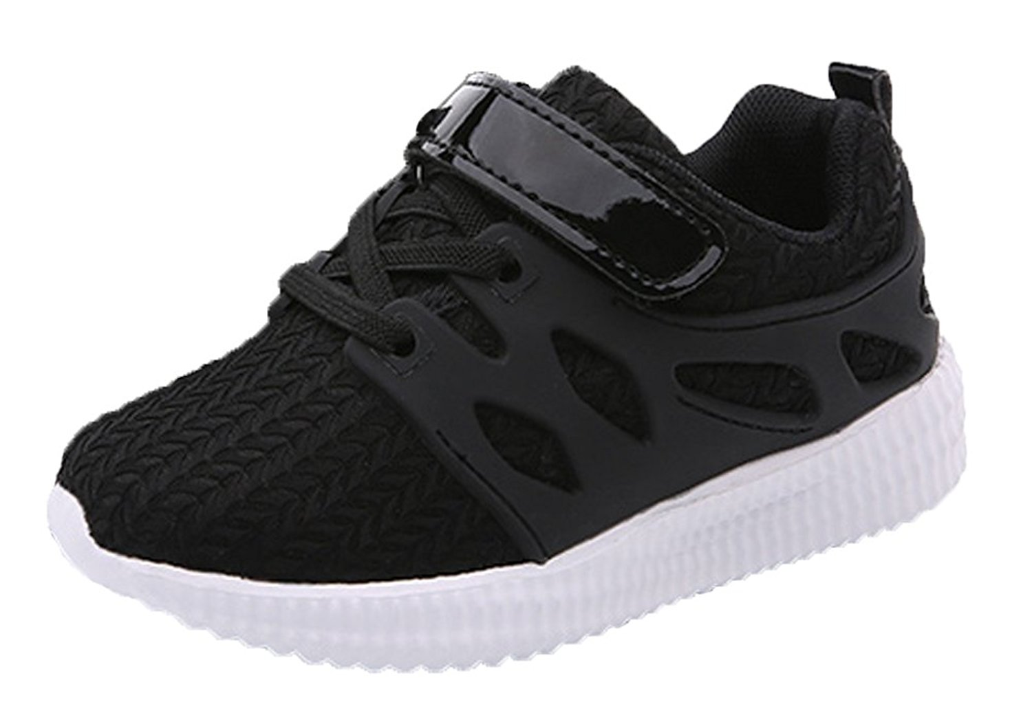 bad3b64a038 Get Quotations · iDuoDuo Kids Breathable Mesh School Gym Shoes Lightweight  Sport Running Shoes (Toddler Little Kid