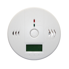 OEM Independent CO Carbon Monoxide Gas Detector with LCD Display