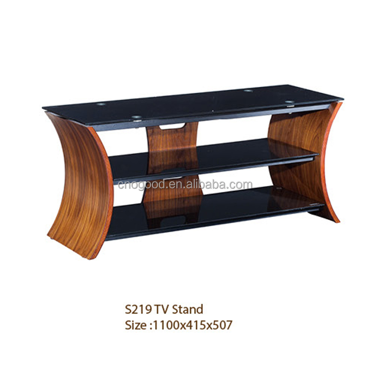 Wood Led Tv Stand