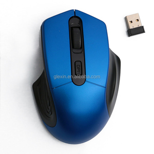 top quality 4D wireless 2.4G optical pc mouse