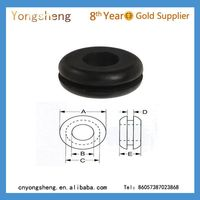 4 inch rubber grommets /Rubber Cushion/Rubber Washer