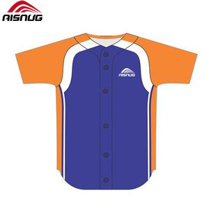 Dye sublimation print custom team set majestic baseball jersey 275796251