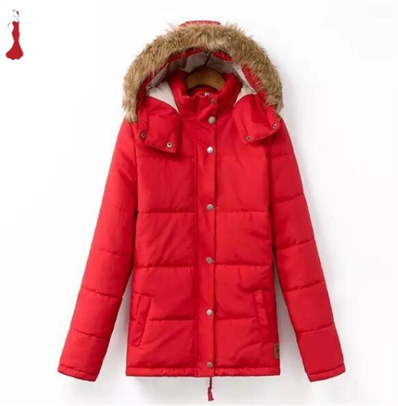 2015 new Women Fashion Down Cotton Coat European and