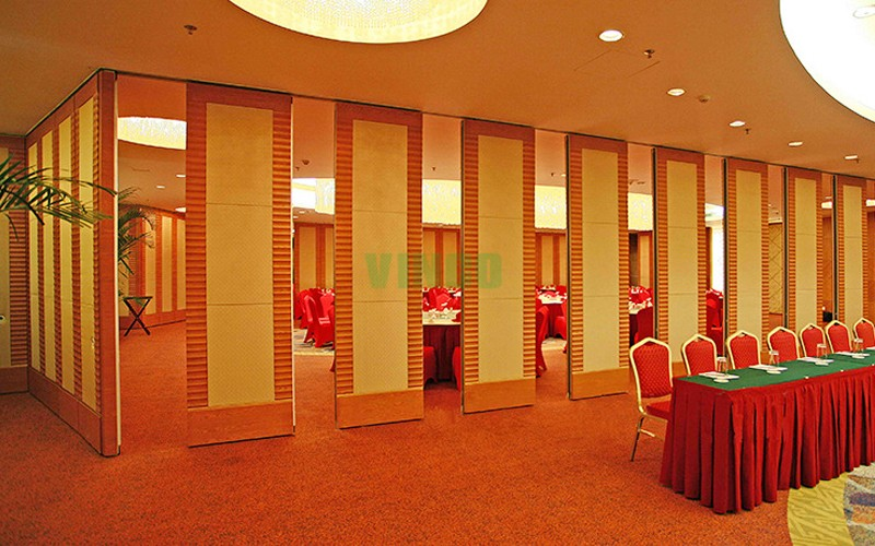 Sliding Folding Partitions And Acoustic Movable Walls Acoustic ...