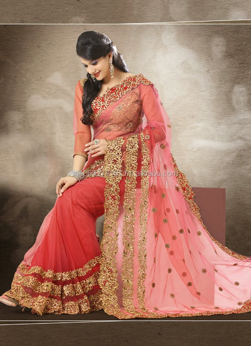 party wear saree in discount price