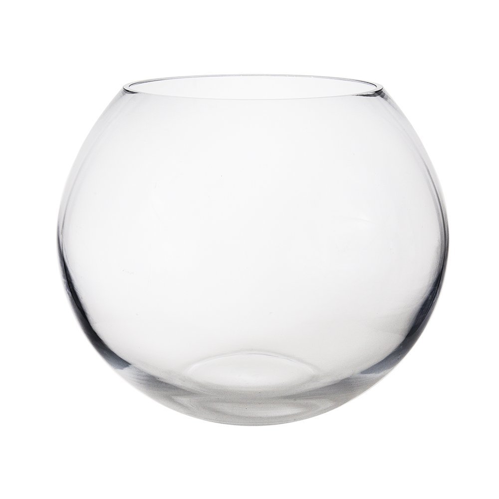 Cheap clear glass fish bowl vase find clear glass fish bowl vase get quotations mega vases 10 x 825 bubble fish bowl glass vase set of floridaeventfo Gallery