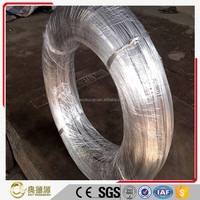 China manufacturer supply various sizes low price electro galvanized steel iron wire