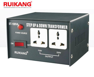 Step up/down voltage converter transformer110/200/ 220/240v to 220/110v for home 100VA