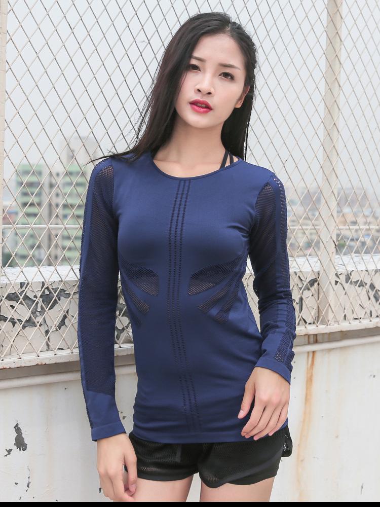Fashionable-mesh-sexy-breathable-yoga-movement-women