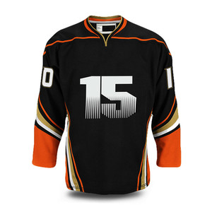 professional training polyester team ice hockey jerseys for adult sports jerseys