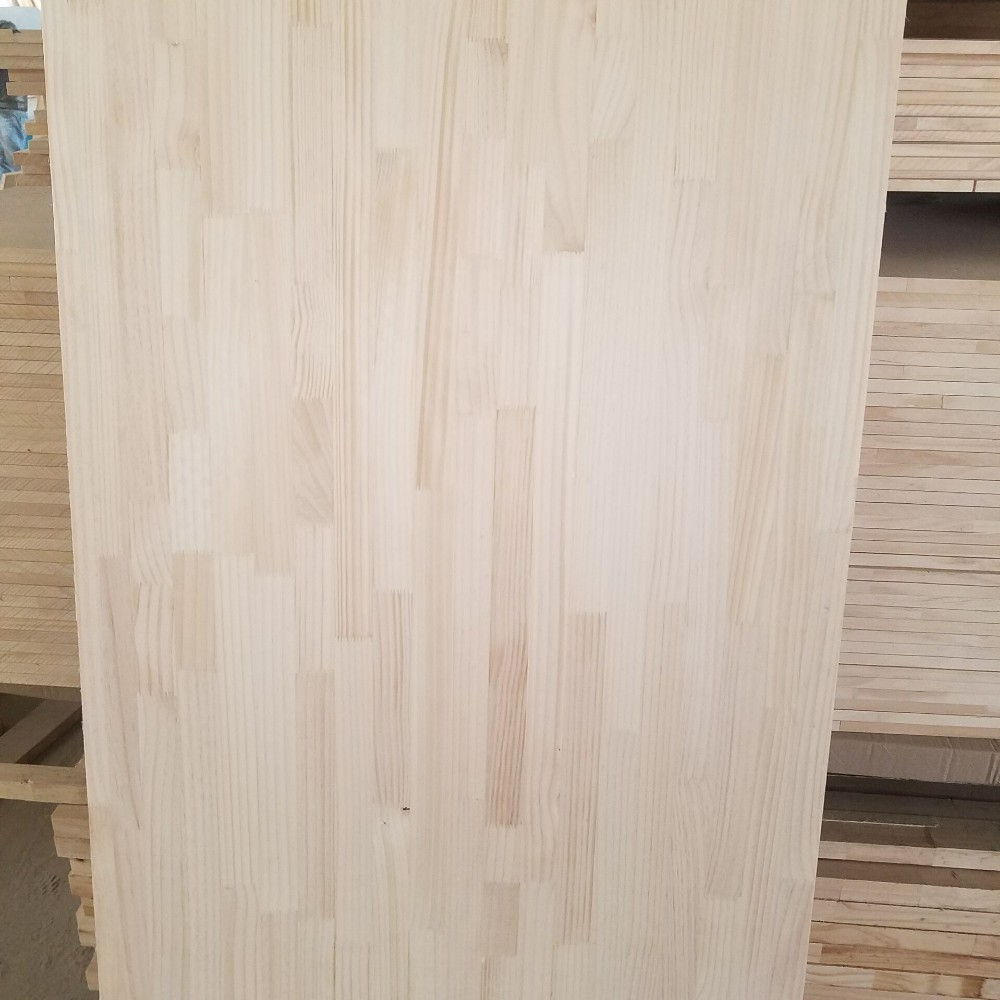 New Zealand Radiata Pine Finger Joint Board Edge Glued