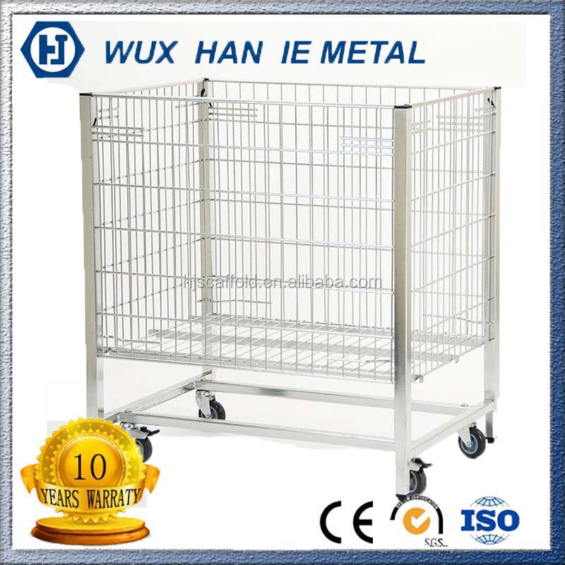 Wire Basket With Wheels, Wire Basket With Wheels Suppliers and ...
