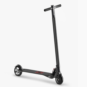 Carbon fiber two adults instead of walking wheel electric scooter