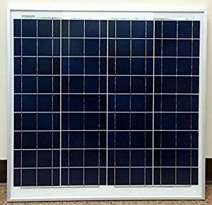 Polycrystalline Solar Panels 55W 12V