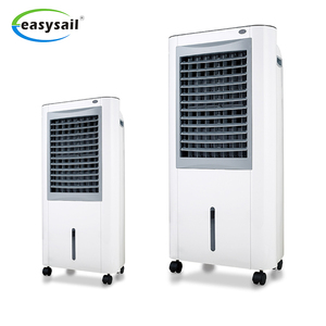 Electric water air cooler fan household Myanmar portable rechargeable  portable evaporative air cooler