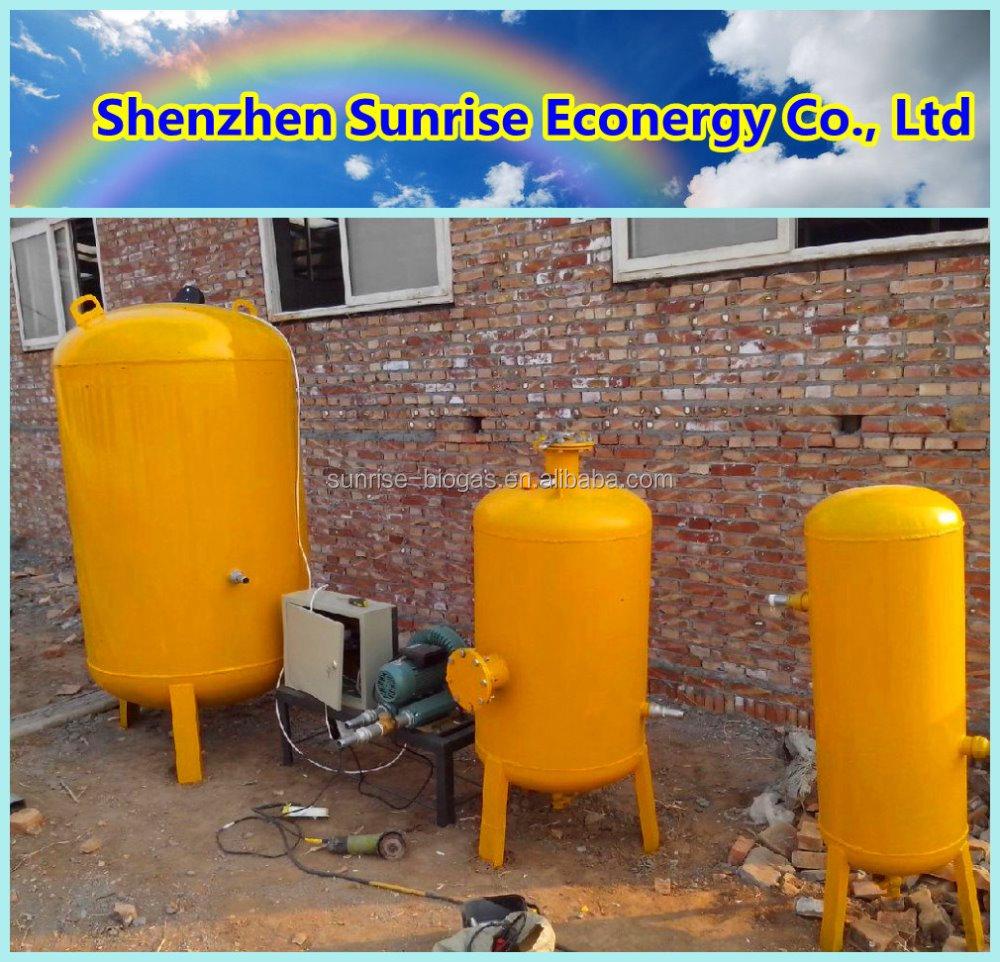 Biogas Desulfurizer And Granular Ferric Oxide