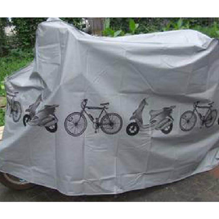 2 Bicicleta Universal Impermeable Funda Cubierta para Proteger Polvo Lluvia 1