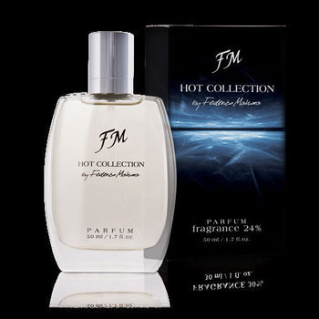 Federico Mahora Perfume Male Hot 50 Ml Fm Group Alle Types Buy