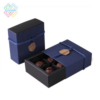 Custom Luxury Cardboard Box Chocolate Packaging Box