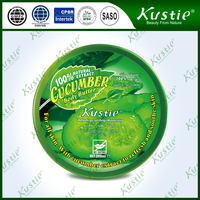 Super Hot Selling in Europe Cucumber Body Butter Whitening Essential Body Cream a Best Gift For Girls