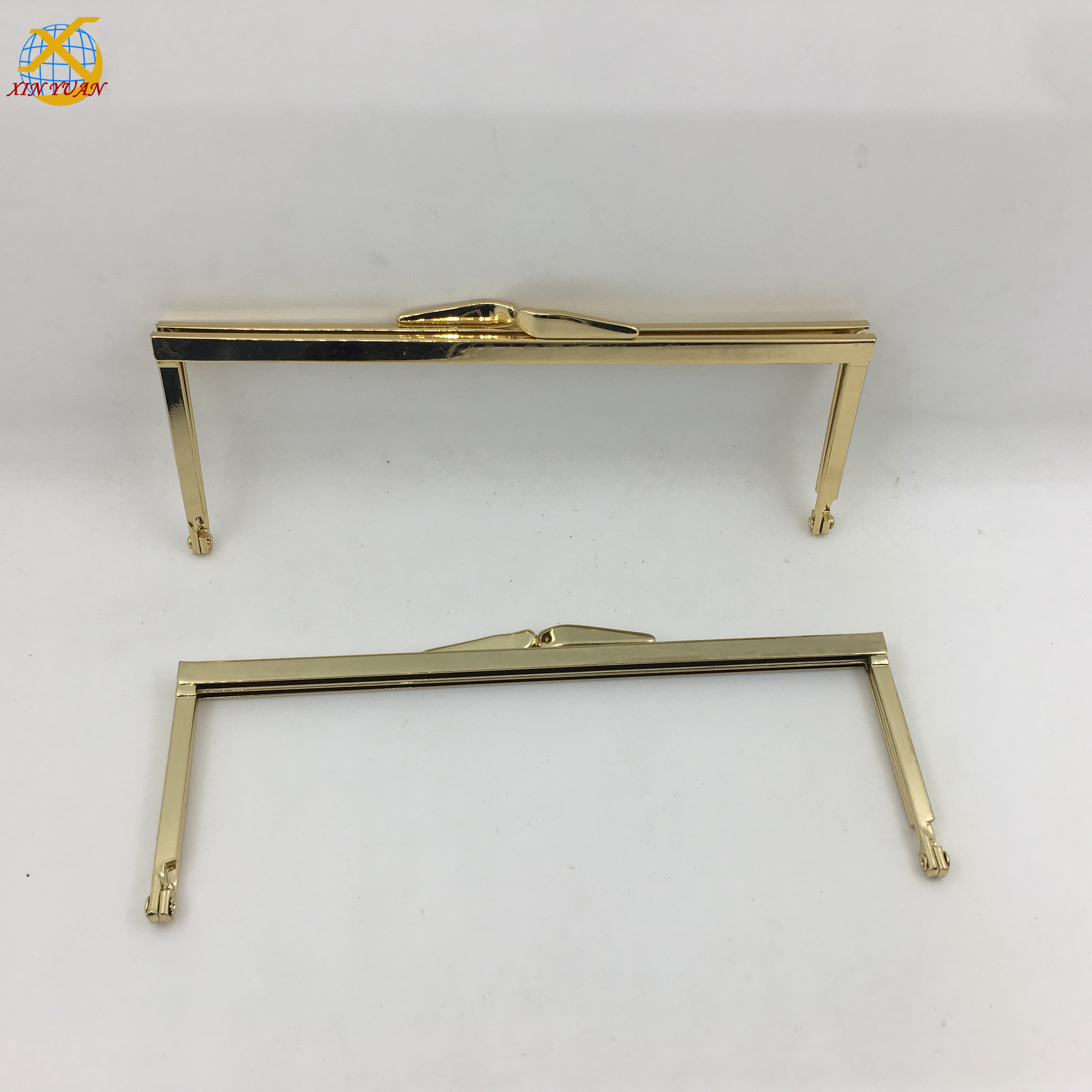 17.8*6.5cm Golden Bag Metal Accessories Bag Accessories Metal <strong>Hardware</strong>