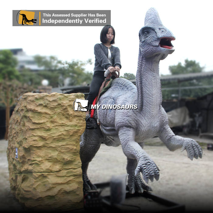 MY DINO-AR80 Rides for Children Park Item Ride Large Dinosaur Toy