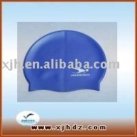 Charming Printing Silicone Swimming Cap