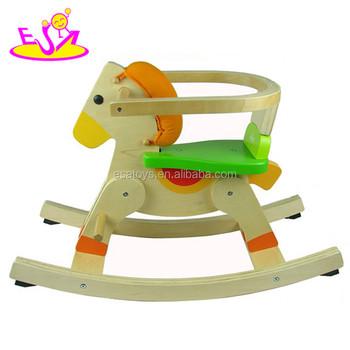 Cavallo A Dondolo Design.Miglior Design Per Bambini A Cavallo Di Legno Tradizionale Cavallo A