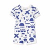 Wholesales china supplier 100% cotton baby romper organic baby clothes zip baby rompers