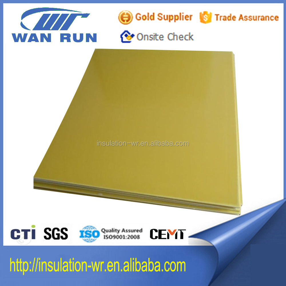 Wanrun Manufacturer Wholesale 3240/FR4/G10/G11 Fiberglass Sheet For High Insulation Equipmentl