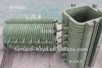 Heat Treatment Equipment Induction Copper Coil For Induction ...