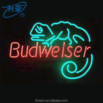 Good Selling Neon Beer Shop Bud Light China Neon Sign