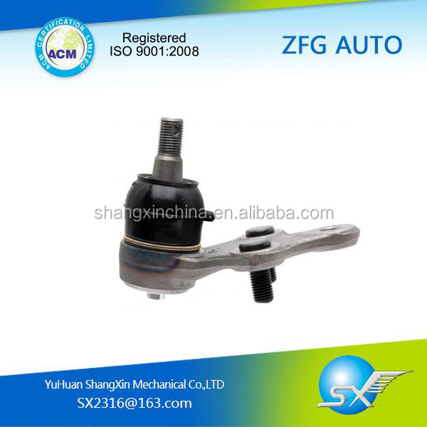 43340-19025 Yuhuan auto chassis parts 555 discount forklift steel ball joint of starlet