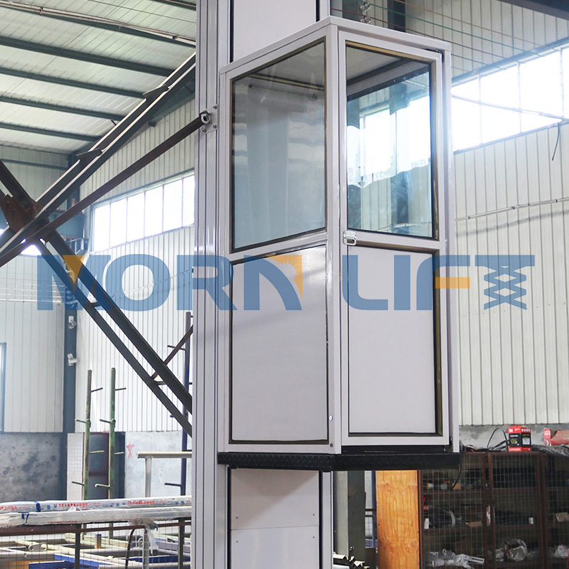 Morn Brand 6m height elevator small home lift