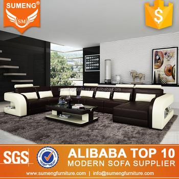 guangzhou new styles living room furniture original design sectional sofa  set, View guangzhou, SUMENG Product Details from Foshan Sumeng Furniture ...