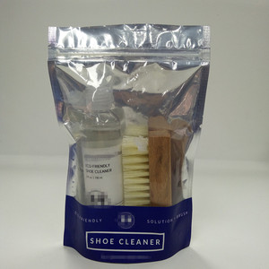 Natural Sneaker Cleaner Cleaning Set Ingredients Formula Shoe CLeaner Cleaning Liquid Care Kit Products