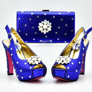 Xb6025 african royal blue wedding shoes with matching bags italian xb6025 african royal blue wedding shoes with matching bags italian women junglespirit Image collections