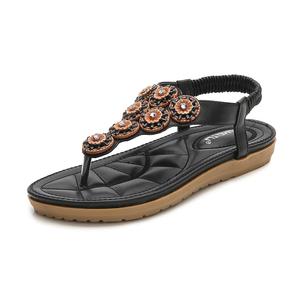 ead1181addd Beaded Gladiator Sandals