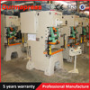 JH21-80 injection moulding power press punching hot or cold press pneumatic machine