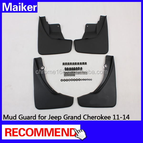 Fender For Jeep Grand Cherokee 11-14 mudguard for Jeep Grand Cherokee Mud Flaps