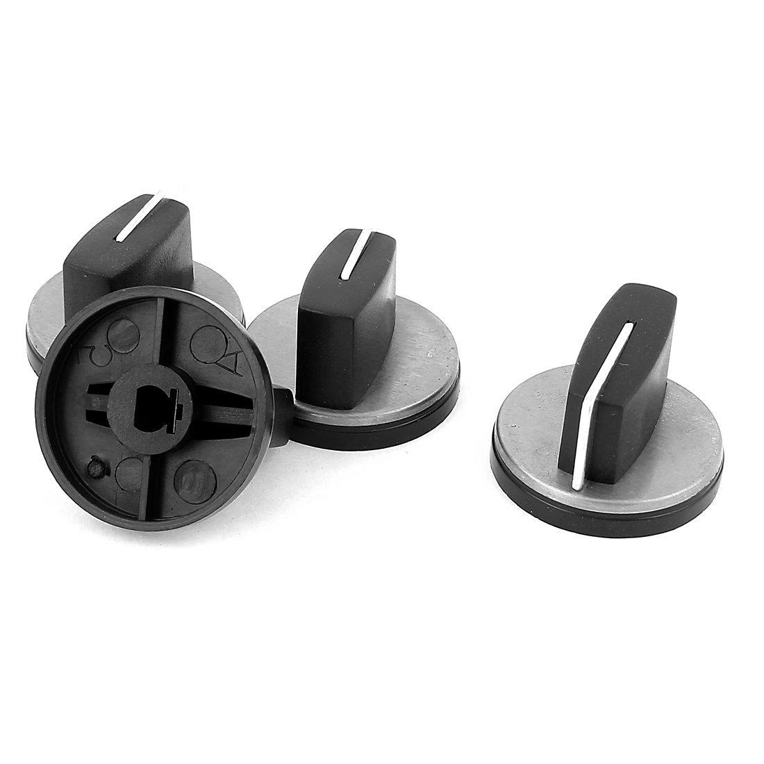 knob ignition cap - SODIAL(R) 4 in 1 Embedded gas stove stove knob knob ignition cap ignition switch