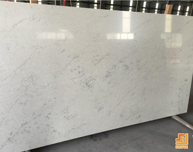 Artificial White Quartz Stone