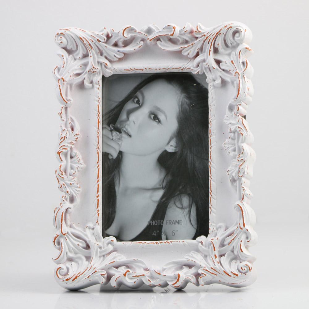 Großhandel weiße bilderrahmen antik Kaufen Sie die besten weiße ...