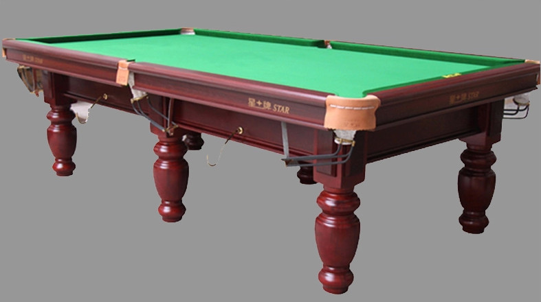 Classic Star Brands Carom Billiards Pool Table For Sale - Buy ...